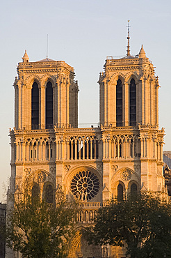 Notre Dame Cathedral, Paris, France, Europe - 149-5678