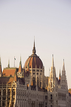 The Parliament Building, Budapest, Hungary, Europe