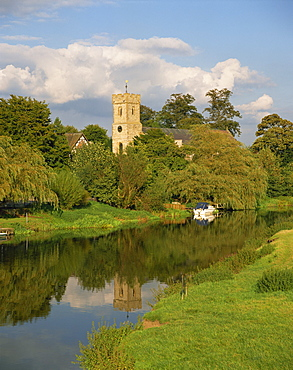 River Avon, Bidford, Warwickshire, England, United Kingdom, Europe