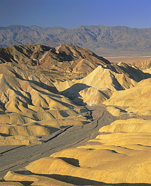 Golden Canyon Interpretive Trail, Death Valley National Park, California, USA, North America