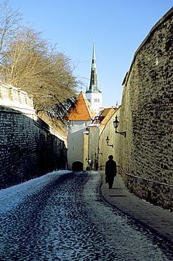 The OldTown, Tallinn, Estonia, Baltic States, Europe