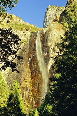 Bridalveil Falls, Yosemite National Park, California, USA
