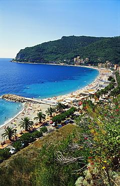 Beach Resort in Liguria, Italy