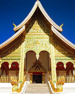 Prabang Hall, Luang Prabang, Laos