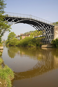 Ironbridge, UNESCO World Heritage Site, Shropshire, England, United Kingdom, Europe