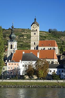Stein an der Donau, Krems, Wachau Valley, UNESCO World Heritage Site, Lower Austria, Austria, Europe