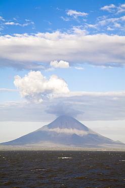 Conception Volcano, Ometepe Island, Nicaragua, Central America