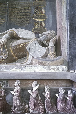 Earl of Cork tomb, St Mary's Church, Youghal, Co Cork, Ireland *** Local Caption ***