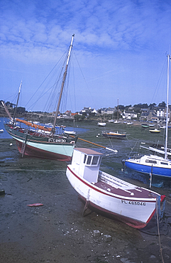 Ploumanach, Perros-Guirec, Brittany, France *** Local Caption ***