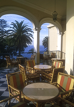Reids Palace Hotel, Funchal, Madeira, Portugal *** Local Caption ***