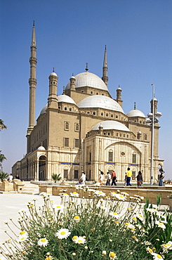 Mohamed Ali Mosque, Citadel, Cairo, Egypt, North Africa, Africa