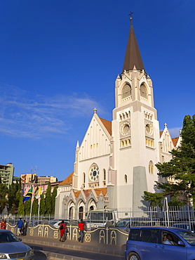 St. Joseph's Cathedral, Dar es Salaam, Tanzania, East Africa, Africa