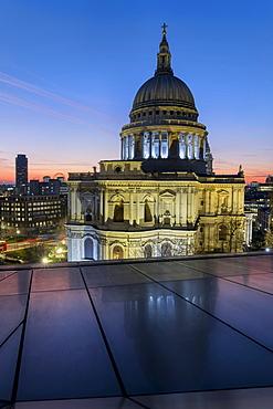 St. Pauls Cathedral, One New Change, City of London, London, England, United Kingdom, Europe