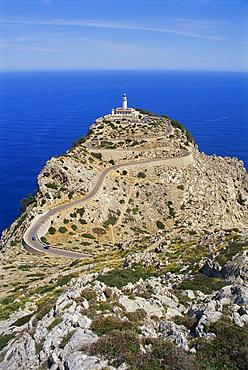 Cabo Formentor, Majorca