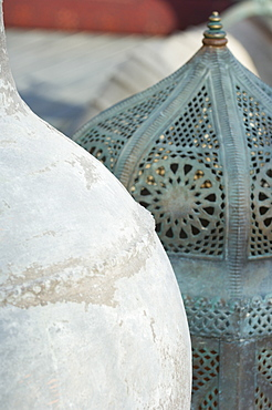 Arabian pots, Dubai, United Arab Emirates, Middle East