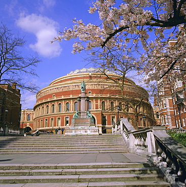 Royal Albert Hall, Kensington, London, England, UK, Europe