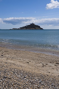 St. Michael's Mount, near Penzance, Cornwall, England, United Kingdom, Europe
