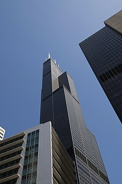 Sears Tower, Chicago, Illinois, United States of America, North America