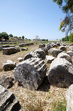 The Lycian site of Letoon, UNESCO World Heritage Site, Antalya Province, Anatolia, Turkey, Asia Minor, Eurasia