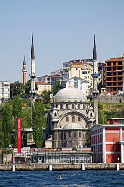 The Bosporus, Istanbul, Turkey, Europe