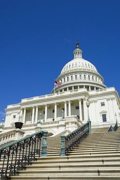 U.S. Capitol Building, Washington D.C. (District of Columbia), United States of America, North America