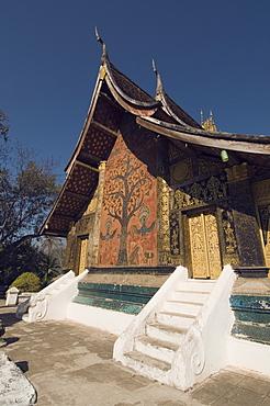Wat Xieng Thong,  UNESCO World Heritage Site, Luang Prabang, Laos, Indochina, Southeast Asia