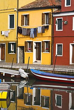 Burano, Venice, Veneto, Italy, Europe - 667-2380