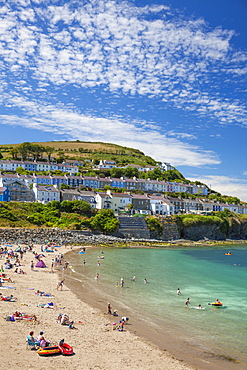 New Quay, Ceredigion, Dyfed, West Wales, Wales, United Kingdom, Europe