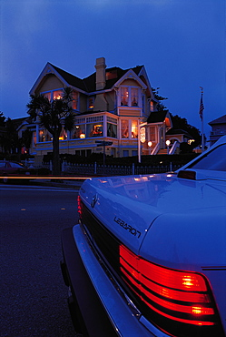 Bed And Breakfast, Monterey, California, Usa