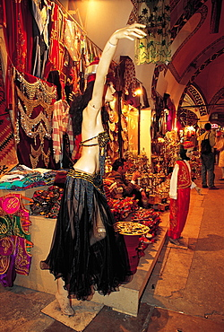 Turkey, Istanbul, Inside Grand Bazaar
