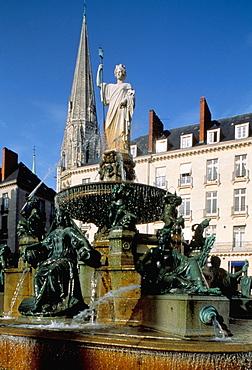 Nantes, Loire Atlantique, France, Europe