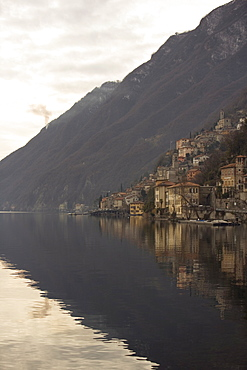 Lake Lugano, Switzerland, Europe