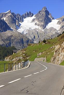 Susten Pass, Switzerland, Europe