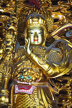 Yonghe Gong Tibetan Buddhist Lama Temple, Beijing, China, Asia