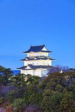Odawara Castle, Odawara, Kanagawa Prefecture, Honshu, Japan, Asia