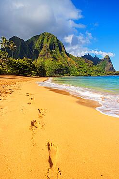 Haena State Park, Kauai Island, Hawaii, United States of America, North America
