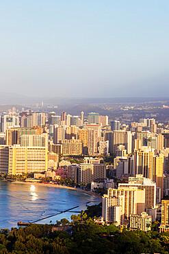 Honolulu, Waikiki, Oahu Island, Hawaii, United States of America, North America