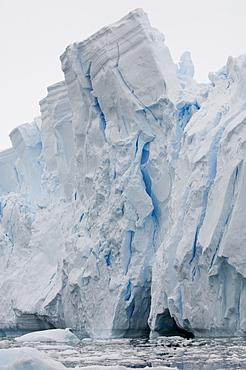 Paradise Bay, Antarctic Peninsula, Antarctica, Polar Regions