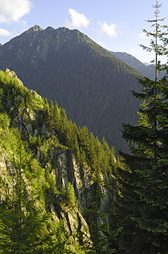 Fagaras Mountains, Transylvanian Alps, Romania, Europe