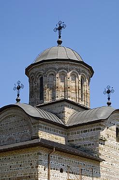 Princely Church, Court of Arges, Curtea de Arges, Wallachia, Romania, Europe