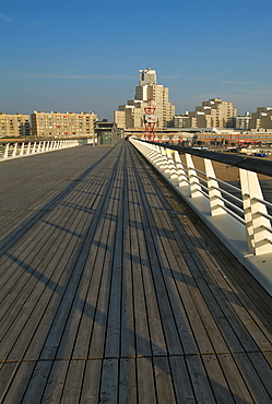Pier at Scheveningen, near Den Haag (The Hague), Holland (The Netherlands), Europe