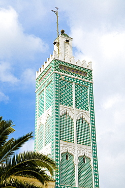 Mosque, Tangier, Morocco, North Africa, Africa