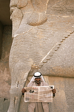 Archaeological area, Ctesiphon, Iraq, Middle East