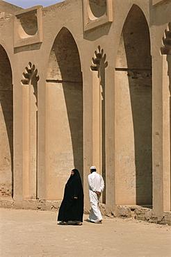 Caliph's palace, Samarra, Iraq, Middle East