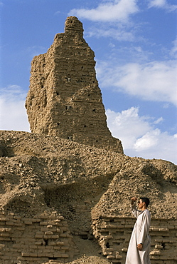 Nabu's Temple, Borsippa, Iraq, Middle East