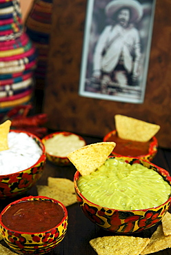 Sauces, Mexican food, Mexico, North America