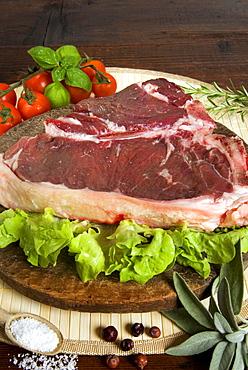 Florentine steak, Tuscany, Italy, Europe