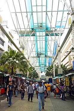 Open Market, Chinatown, Kuala Lumpur, Malaysia, Southeast Asia, Asia