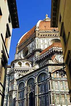 The Duomo (Cathedral), Florence, UNESCO World Heritage Site, Tuscany, Italy, Europe
