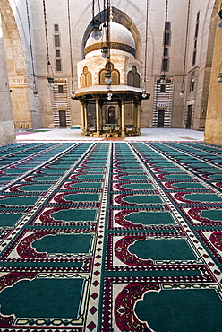 Sultan Hassan Mosque, Cairo, Egypt, North Africa, Africa